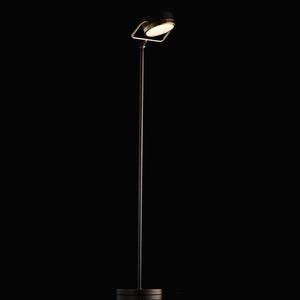 Lampa Podłogowa Hamburg Loft 1 Mosiądz - 605041601 small 1