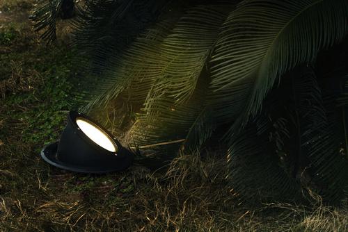 Lampa zewnętrzna wpuszczana w ziemię Lutec  ARCTIC