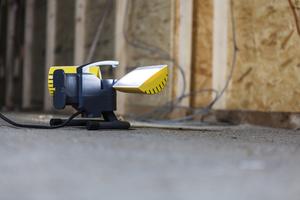PERI Portable  Work Light Work Lights 2 heads small 1