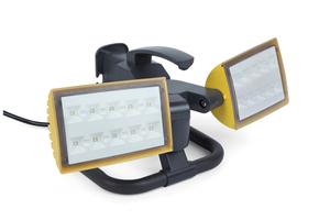 PERI Portable  Work Light Work Lights 2 heads small 0