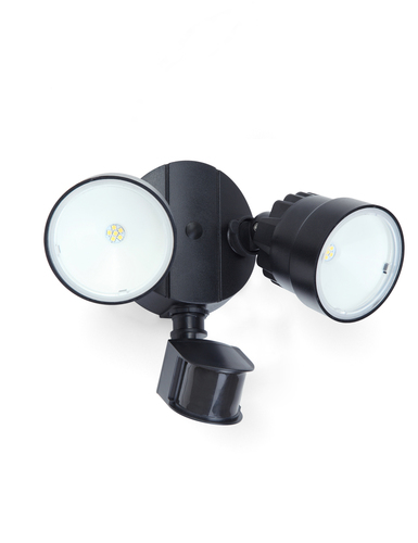 SHRIMP II Wall PIR Security Lights Safety Light 2 heads