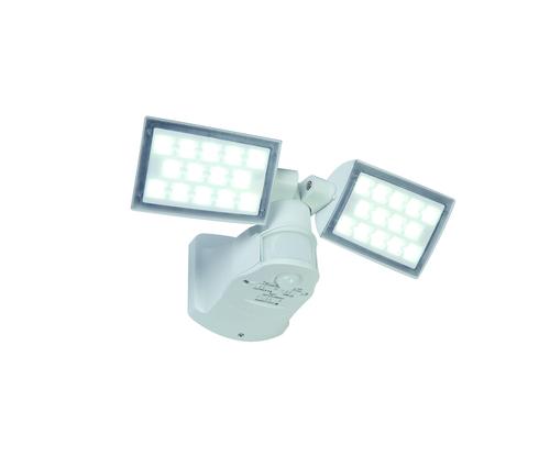 Podwójny zewnętrzny reflektor LED Lutec  PERI