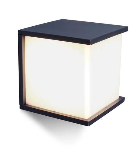 Lampa zewnętrzna Lutec BOX CUBE