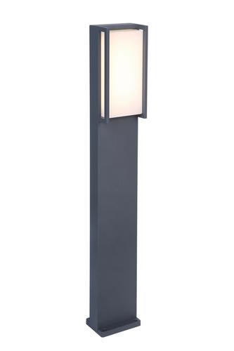 QUBO Bollard Architectural Modern Diffuse Light