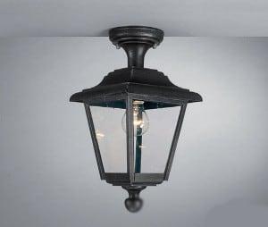 Włoska lampa rustykalna