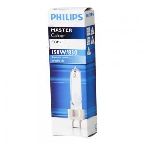 Żarówka Philips Master Colour CDM-T 150W/830 G12 small 0
