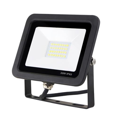 Naświetlacz LED slim z czujnikiem ruchu 30W/230V 6400K