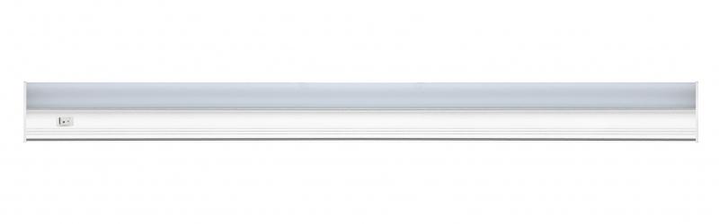 Oprawa świetlówkowa LED - 9W 86,8cm - 6400k
