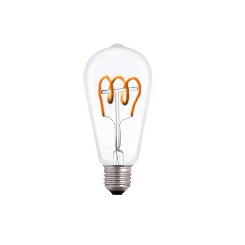 Żarówka Dekoracyjna LED SF ST64 spirala