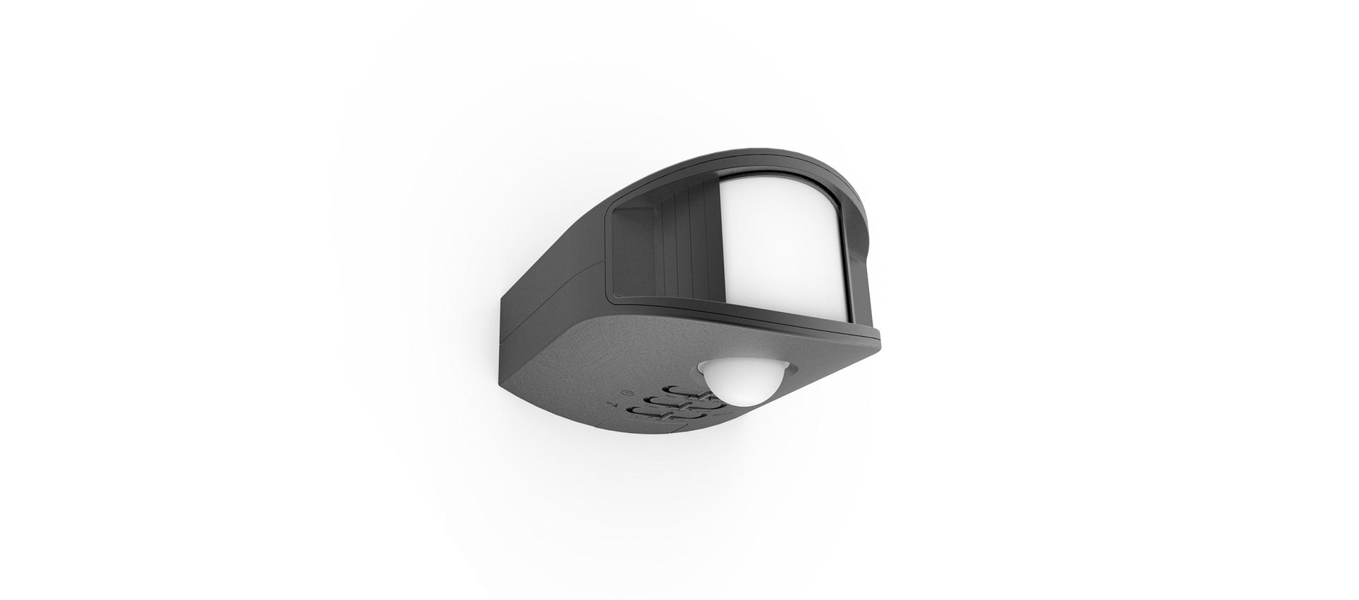 TORUS PIR Sensor Security Lights InMotion  Stand alone sensor