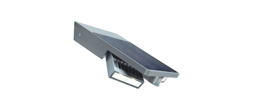 TILLY Wall PIR Solar Integrated Panel PIR Sensor