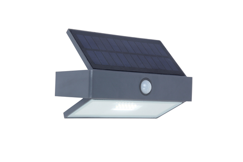 ARROW Wall PIR Solar Integrated Panel PIR Sensor