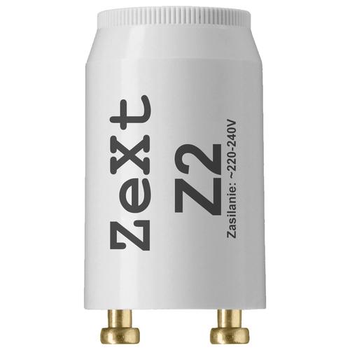 Starter Z-2   110-130V/220-240V zakres 4-22W ZEXT