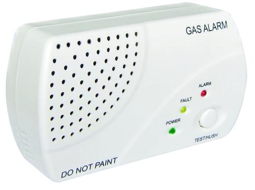 Sygnalizator gazu ziemnego oraz LPG