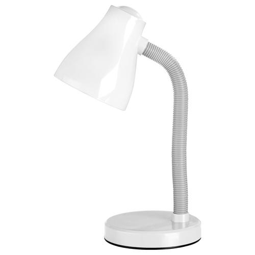 Lampka biurkowa EVA 15W E28 Biały