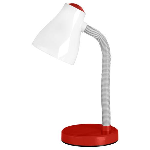 Lampka biurkowa EVA 15W E29 Czerwony
