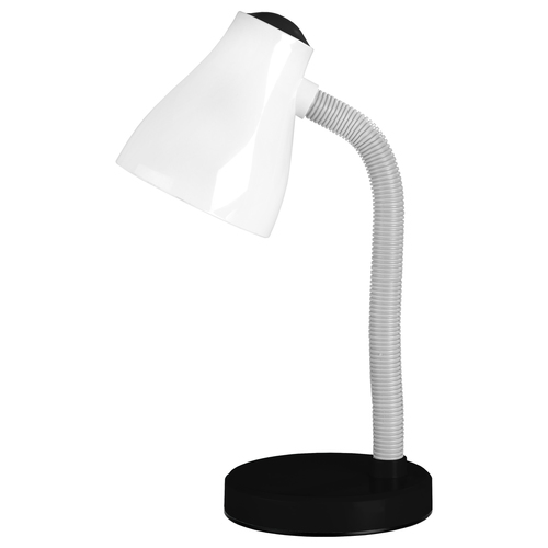 Lampka biurkowa EVA 15W E27 Czarny