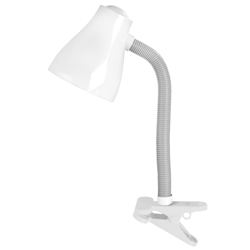 Lampka biurkowa MIA 15W E30 Biały