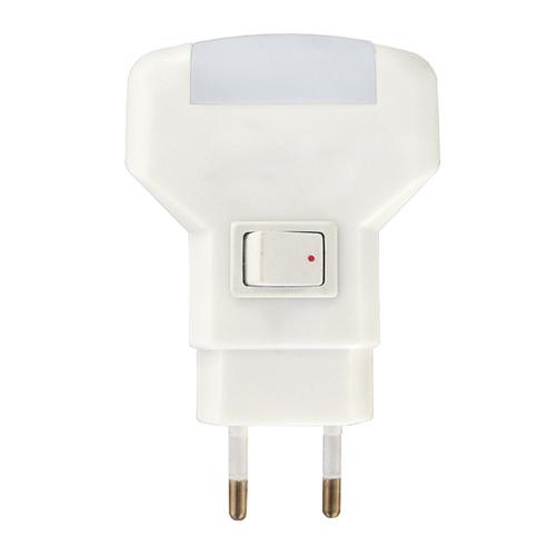 Mini lampka energooszczędna 1W 230V niebieska