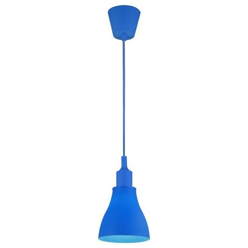 Lampa sufitowa Moderna K2 E27 60W niebieska
