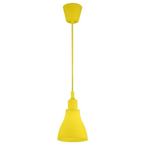 Lampa sufitowa Moderna K2 E27 60W żółta