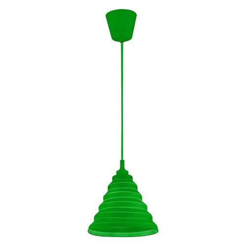 Lampa sufitowa Moderna K1 E27 60W zielona
