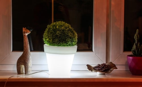 Donica podświetlana LED prosto z Włoch