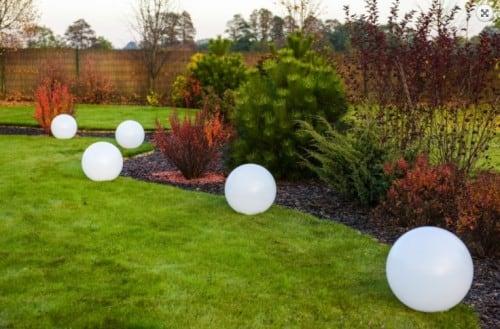 Kula solarna Flexi Ball Solar o średnicy 40 cm z pilotem