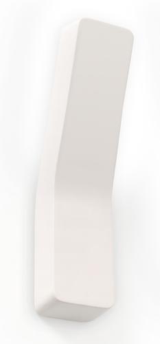 Biały Kinkiet Ceramiczny COMMA SL.0028