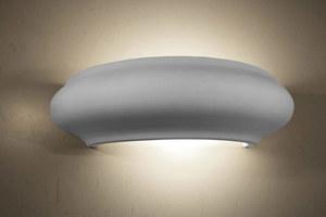 Biały Kinkiet Ceramiczny IGOR SL.0086 small 2