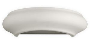 Biały Kinkiet Ceramiczny IGOR SL.0086 small 0