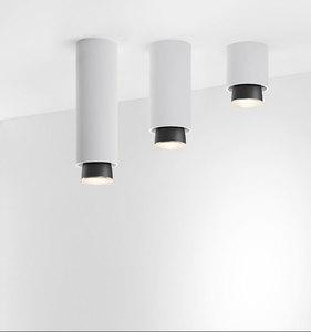 Lampa wisząca Fabbian Claque F43 13W 10cm - Biały - F43 A01 01 small 2