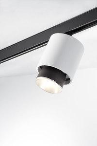 Lampa wisząca Fabbian Claque F43 13W 10cm - Biały - F43 A01 01 small 6