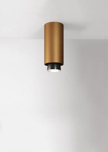 Reflektorek Fabbian Claque F43 20W 20cm - Brąz - F43 E03 76