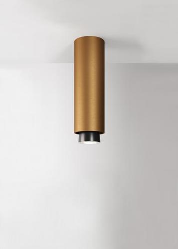 Reflektorek Fabbian Claque F43 20W 30cm - Brąz - F43 E05 76