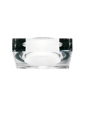 Oczko Fabbian Faretti D27 7W GU5,3 - Przeźroczysty - D27 F10 00