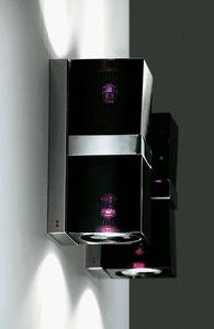 Reflektorek Fabbian Cubetto D28 5W Chrome - Przeźroczysty - D28 G01 00 small 2