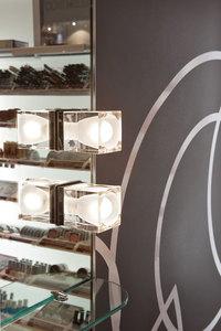 Reflektorek Fabbian Cubetto D28 5W Chrome - Przeźroczysty - D28 G01 00 small 3