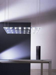 Lampa wisząca Fabbian Sospesa D42 10W L - Przeźroczysty - D42 A09 00 small 4