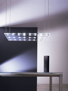 Lampa wisząca Fabbian Sospesa D42 5W L - Przeźroczysty - D42 A21 00 small 4