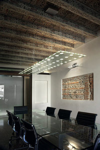 Lampa wisząca Fabbian Sospesa D42 5W L - Przeźroczysty - D42 A21 00 small 5