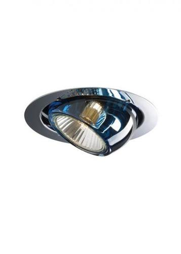 Oprawa wpuszczana Fabbian Beluga Colour D57 7W - niebieski - D57 F01 31