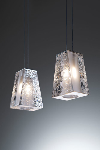 Lampa wisząca Fabbian Vicky D69 5W na lince - D69 A01 00