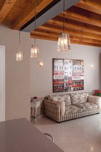 Lampa biurkowa Fabbian Vicky D69 5W + abażur - Biały - D69 B03 01 small 10