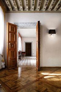 Lampa biurkowa Fabbian Vicky D69 5W + abażur - czarny - D69 B03 02 small 4