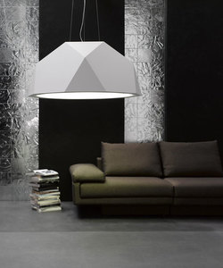 Lampa wisząca Fabbian Crio D81 5W 57cm - Biały - D81 A09 01 small 0