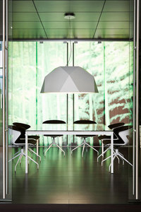 Lampa wisząca Fabbian Crio D81 18W 115cm - Biały - D81 A03 01 small 5