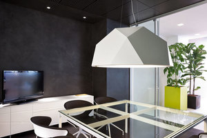 Lampa wisząca Fabbian Crio D81 8W 115cm - Biały - D81 A13 01 small 2
