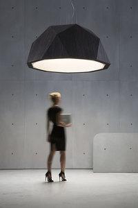 Lampa wisząca Fabbian Crio D81 8W 115cm - Ciemne drewno - D81 A13 48 small 1