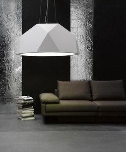 Lampa wisząca Fabbian Crio D81 8W 180cm - Biały - D81 A17 01 small 0